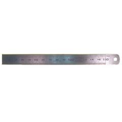 Spear & Jackson Ruler Stainless Steel 150mm