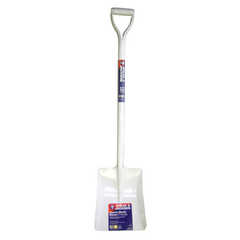 Spear & Jackson Contractor All Steel Square Mouth Shovel D Handle