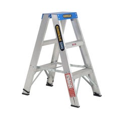 Gorilla Aluminium double-sided a-Frame Ladder