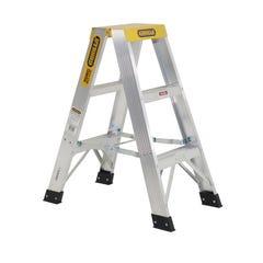 Gorilla 0.9m 150kg double-sided a-Frame Step Ladder