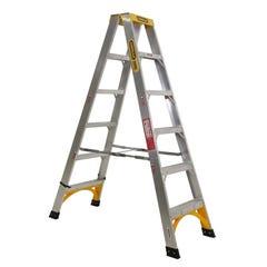 Gorilla double-sided a-Frame Ladder 1.8 (6ft) 150kg Industrial
