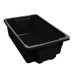 Richmond 32L Stack & Nest Crate Black