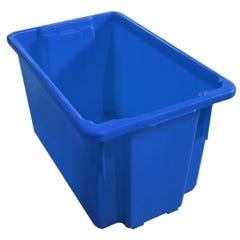 Richmond 68L Stack & Nest Crate Blue