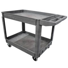 Richmond 250kg 2 Shelf Stock Picker Trolley 945x650mm