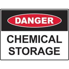 Spill Crew Danger Chemical Storage