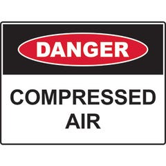 Spill Crew Danger Compressed Air