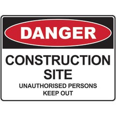 Spill Crew Danger Construction Site Unauthorsied Persons Keep Out