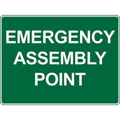Spill Crew Emergency Assembly Point