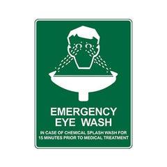 Spill Crew Emergency Eye Wash