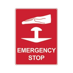 Spill Crew Emergency Stop