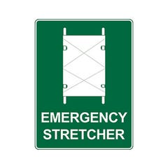 Spill Crew Emergency Stretcher