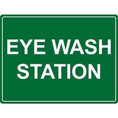 Spill Crew Eye Wash Station