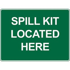 Spill Crew Spill Kit Located Here