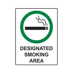 Spill Crew Designated Smoking Area