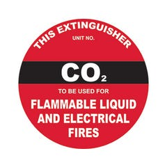 Spill Crew This Extinguisher Co2