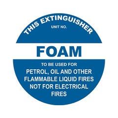 Spill Crew This Extinguisher Foam