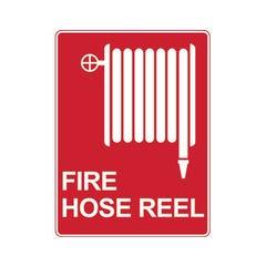 Spill Crew Fire Hose Reel