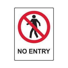 Spill Crew No Entry