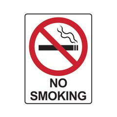 Spill Crew No Smoking