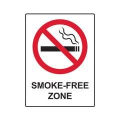 Spill Crew Smoke Free Zone