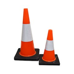 Spill Crew Safety Cones 700mm