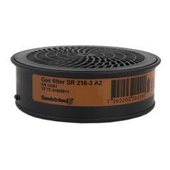 Sundstrom A2 Gas Filter Class 2, 4 Pack