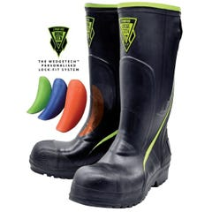 Crawford Waterproof Industrial Safety Boot