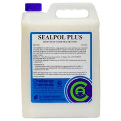 Challenge Chemicals Sealpol Plus Cross Linking Acrylic Floor Sealer 25L