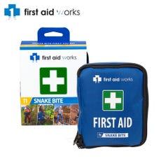Vision Safe First Aid Works Snake Bite Kit
