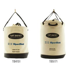 Spanset Tuff Bucket Lifting Bag 51cm(D) x 71cm(H)