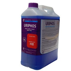 Challenge Chemicals Uriphos Cleaner Toilet and Urinal Gel (H8) 5L