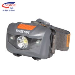 Vision Safe Multi Function Headlamp 3W