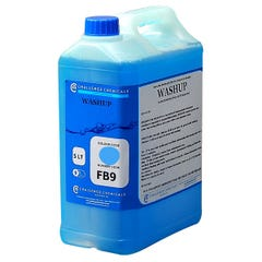 Challenge Chemicals Washup (FB9) Concentrated Manual Dishwashing Detergent 1L