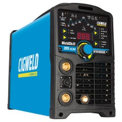 Cigweld WeldSkill TIG Welder Single Phase 205 AC DC