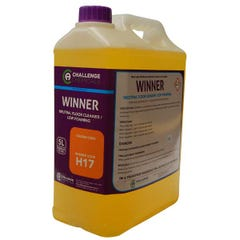 Challenge Chemicals Winner (H17) pH Nuetral, Low Foaming Cleaner 5L