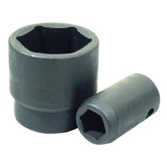 "Sidchrome 1/2"" Drive Metric Standard Impact Socket"