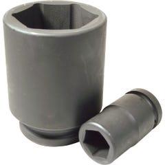 "Sidchrome 1"" Drive Metric Long Impact Socket"