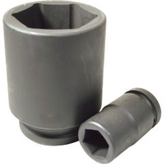 "Sidchrome 1"" Drive Metric Standard Impact Socket"