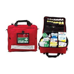 Vision Safe National Workplace First Aid Kits Portable (Soft Case)