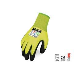 Force 360 Glove CoolFlex AGT Hi Vis
