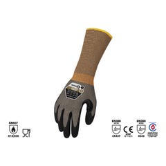 Force 360 Glove Graphex Premier EXT