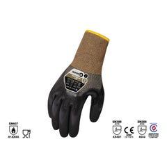 Force 360 Glove Graphex LQR