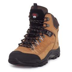 Mack Peak Non-Safety Hiking Boots - Honey