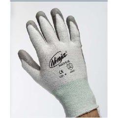 Ninja Razr Silver Glove