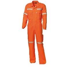 WS Workwear Overalls Mens FR PPE1 - Orange