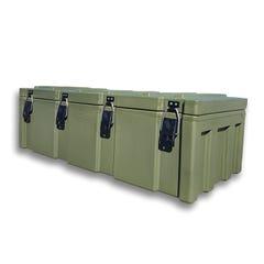 Rhino Khaki Cargo Case 1200 x 550 x 400mm
