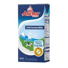 Anchor UHT Full Cream 1 Litre