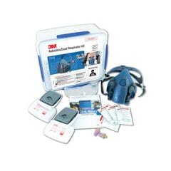 3M Asbestos/Dust  Respirator Kit 7535, P2/P3 (Small)