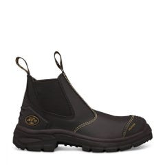 Oliver AT 55 Series Elastic Sided Boot - Black