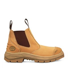 Oliver AT 55 Series Elastic Sided Boot - Wheat